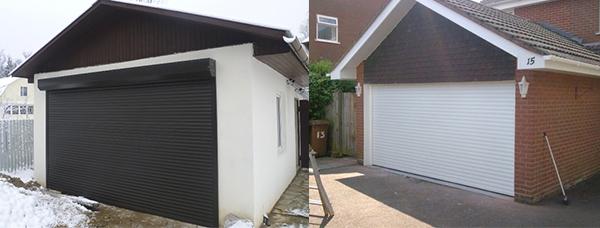 Закрыть гаражный проем можно с помощью ролет для гаража