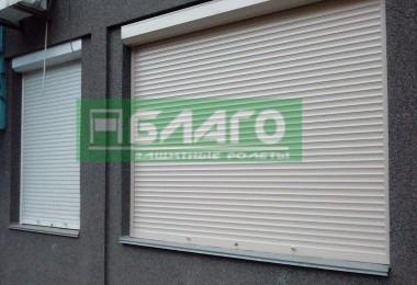 Ролеты защитные на окна Чернавола, Киев