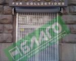 Ролетная решотка для магазина итальянской одежды BRASCHI | ул. Красноармейская, 29